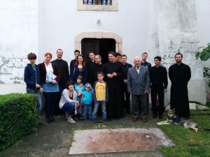 2014. május 11. - Kispapok Győrben